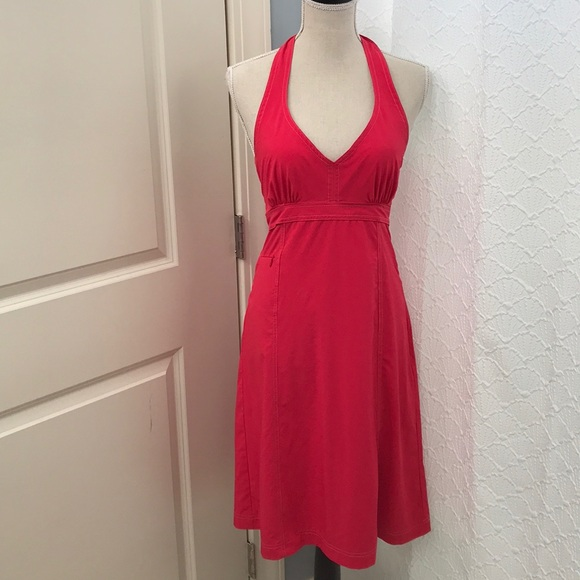 Athleta Dresses & Skirts - Athleta - Pack Everywhere Halter Dress.